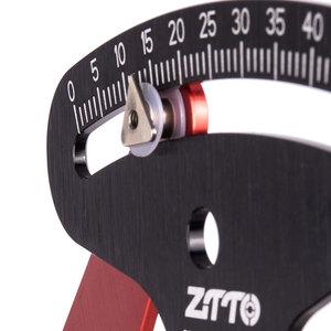 Image 3 - Bike Rim Adjustment Tool Indicator Meter Tensiometer Bicycle Spoke Tension Wheel Builders Tool Application Used to Precisely