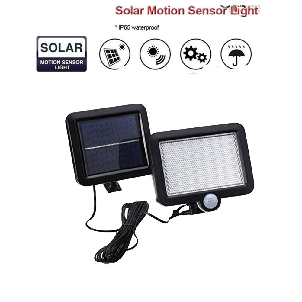 Solar Street Lights Garden Light LED Solar Lamp Wireles Motion Sensor Waterproof Outdoor Lighting Decoration Security Wall Lamp