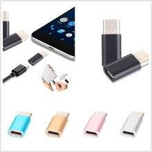 1 шт. USB-C тип-c для Micro USB данных зарядный адаптер для samsung Galaxy Note 7