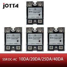 цена на SSR -40DA  DC control AC SSR Single phase Solid state relay