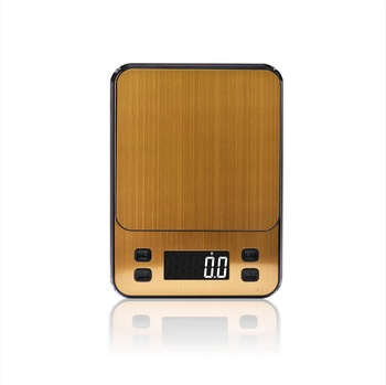 10kg timing multifunctional hand coffee scale 3kg-0.1g 5kg kitchen scale with thermometer
