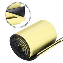 200cm x 20cm Car Door Protector Garage Rubber Wall Guard Bumper Safety Parking Home Protection Car-styling Accessories