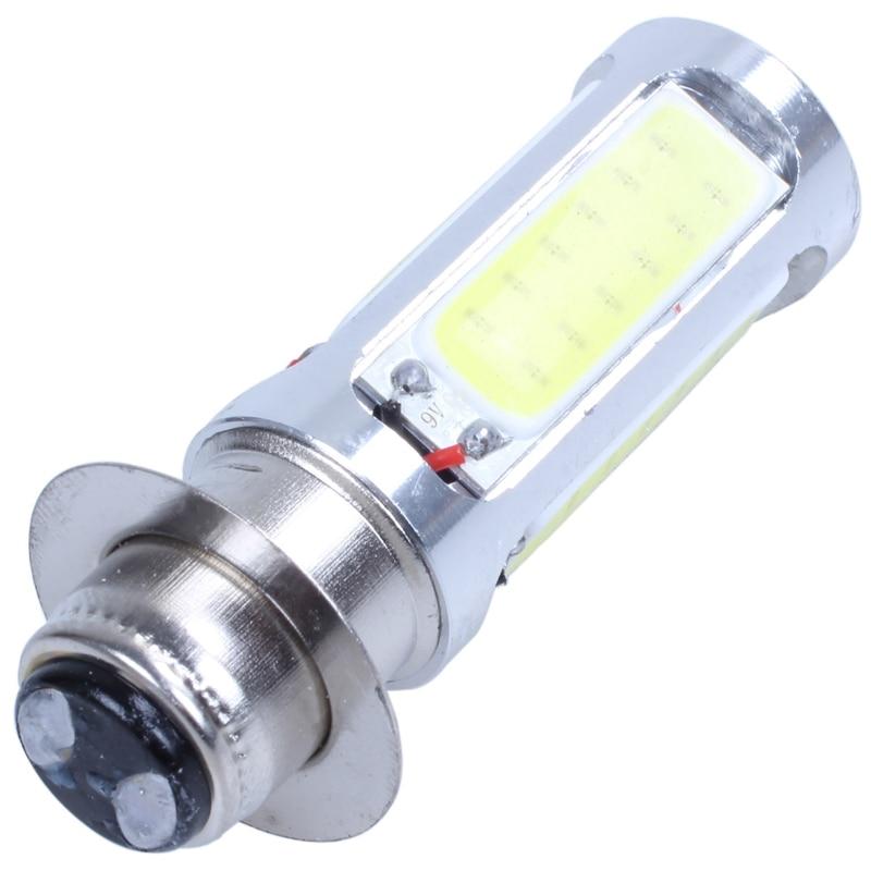 TOP H6M PX15d COB 51 LED White Turn Signal Indicator Light Lamp Bulb 25W DC 12V