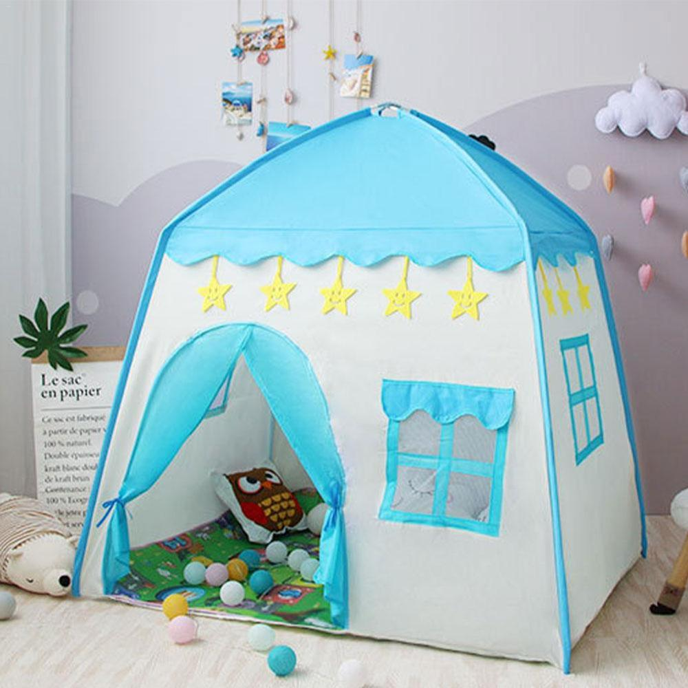 Kids Tent Small Indoor Girl Pink Princess Toy House Boy Play Tent Portable Small House Tent For Kids Piscine A Balle
