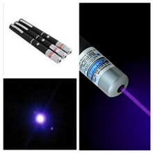 UV Laser Mini Pointer Pen Lasers Pointer Espada Pointeur Lasers Petardos Ultraviolet 5w 405nm Pointers 5MW UV Purple For hunting