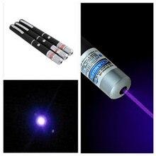 UV Laser Mini Pointer Stift Laser Pointer Espada Pointeur Laser Petardos Uv 5w 405nm Pointer 5MW UV Lila für jagd
