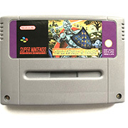 Super GhoulsN Ghosts 16bit  game cartidge EU Version for pal console