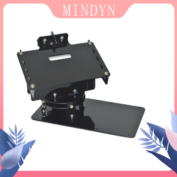 DIY Acrylic handmade electronic Dual Axis Smart Solar Tracker Kit 12V  sun tracker single axis sun tracker circuit board of solar tracker