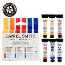 Дэниэл Смит оригинальный акварельные краски в наборе для художника