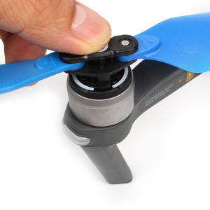 Image 3 - Pour DJI Mavic Pro accessoires 8330F libération rapide hélice pliable accessoires colorés lames pliantes 8.3 pouces pour DJI Mavic