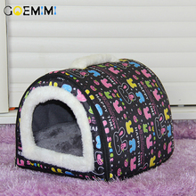 Cat Warm Cave Comfortable cats products for pets Top Quality pet cat dog house kennel puppy cave sleeping bed