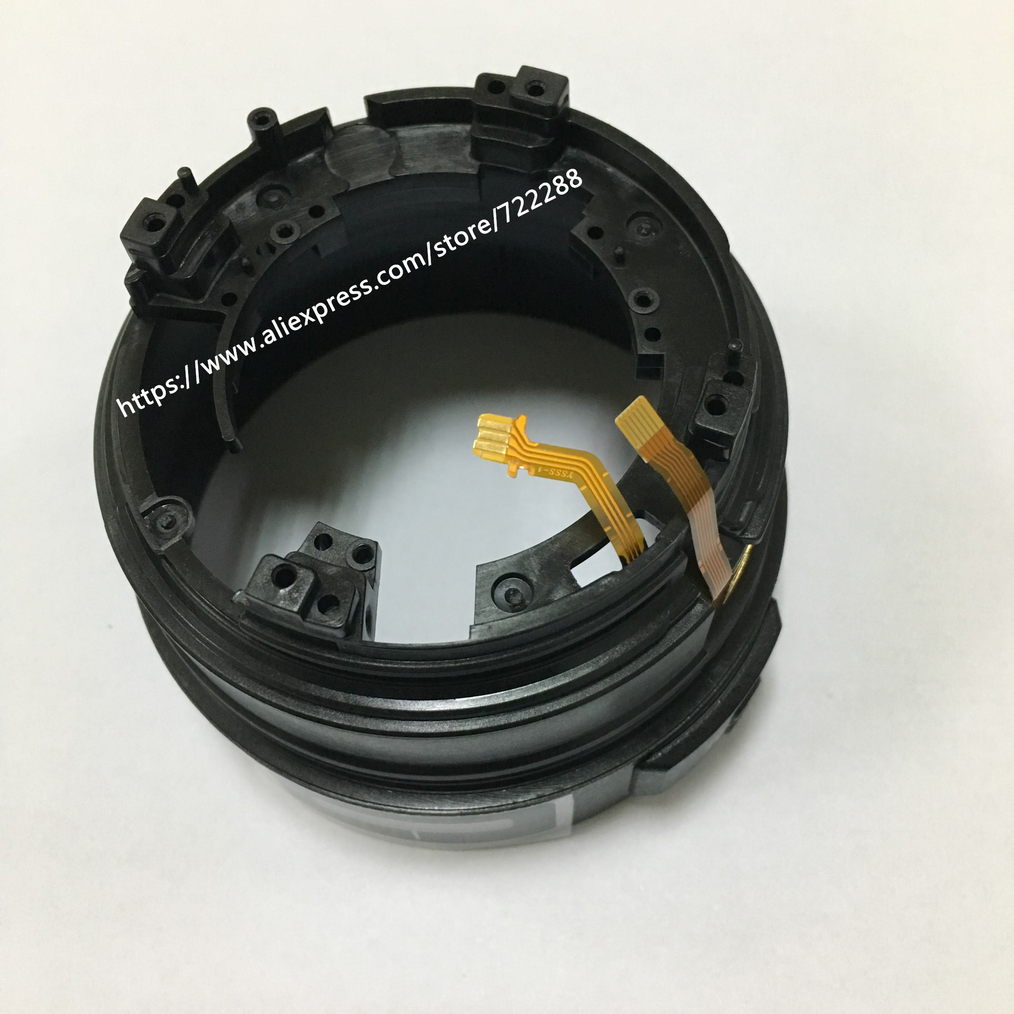 Image 5 - Repair Parts For Canon EF 24 70mm F/2.8 L USM Lens Fixed Sleeve Barrel Assy With Switch And Flex Cable CY3 2201 200-in Electronics Stocks from Electronic Components & Supplies