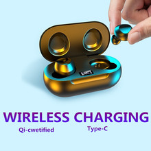 TWS Earbuds Bluetooth buds Wireless Charging Headp hones Mic Sports Earphones Touch For Samsung Galaxy IPhone 12