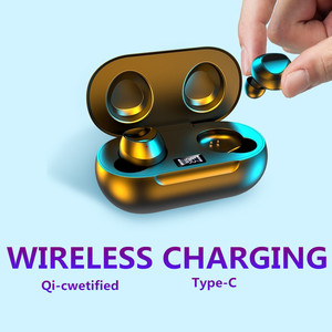 Image 1 - TWS Earbuds Bluetooth buds Wireless Charging Headp hones Mic Sports Earphones Touch For Samsung Galaxy IPhone 12