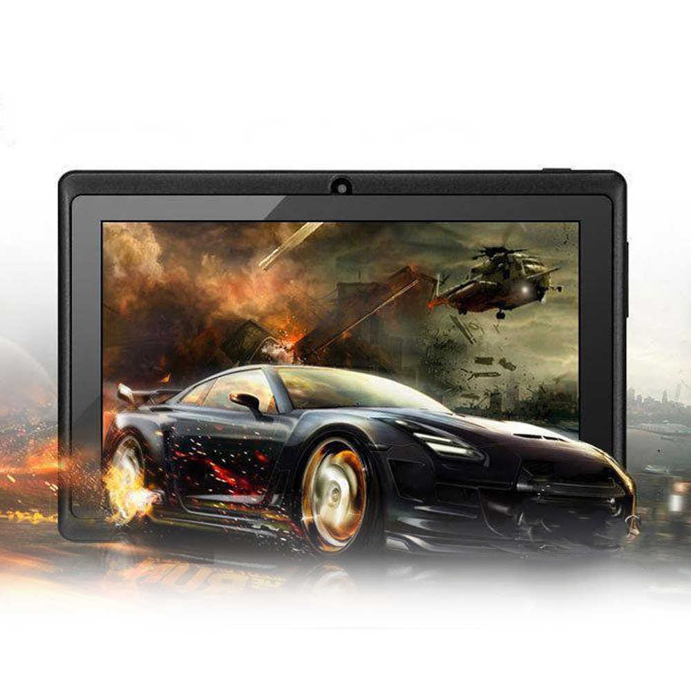 Q8 Mali-400 MP2 tabletas de 7 pulgadas Quad-core 1,3 GHZ Tablet PC 3G Wifi negocios ordenador android 4,4 OS Tablet Android