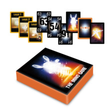 The Mind card Games 2-4 players Pandasaurus strategy game for kids adults gifts home party fun table board Game entertainment