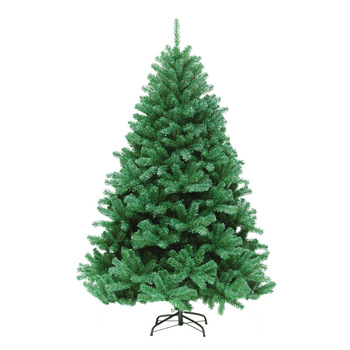Christmas Decorations 400 Encrypted Pvc Christmas Tree 1.5 Meters Hotel Christmas Tree Decoration Custom Artificial Decorated