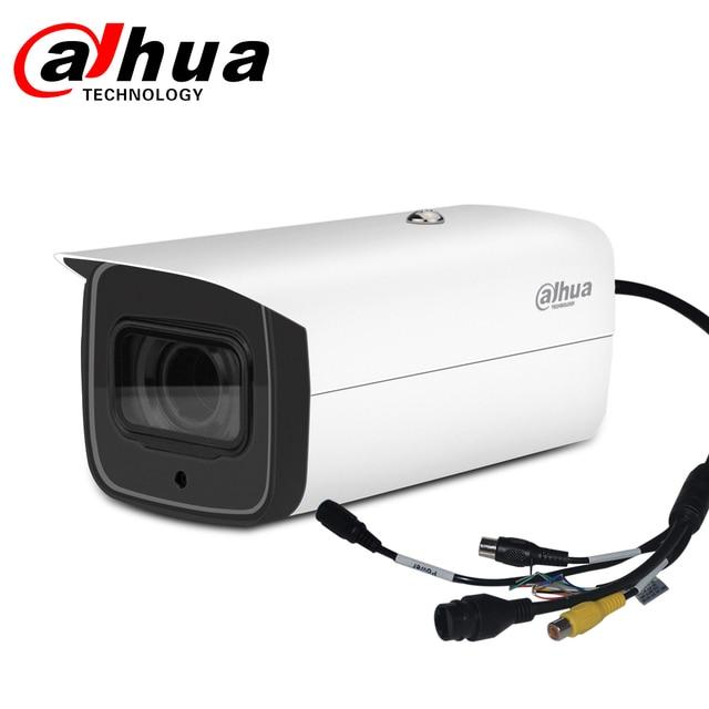 Dahua 6MP POE caméra IP IPC-HFW4631F-ZSA 2.7 ~ 13.5mm 5X Zoom VF lentille balle 60M IR Micro SD fente pour carte Audio IP67 IK10