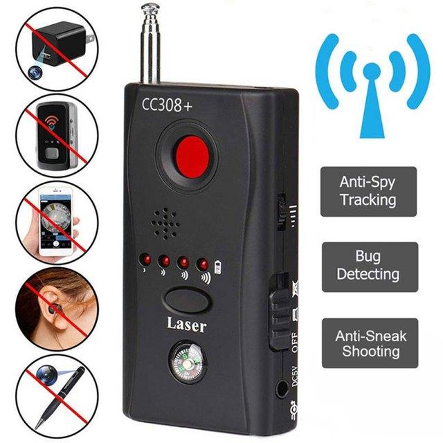 Camera GSM Audio Bug Finder - Speedy Delivery USA 1