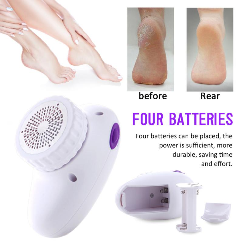 2020 New Top Sell Electric Pedicure Tools Foot Care Tool Smooth Machine Callus Remover Foot File For Foot Heel Skin Care Aliexpress
