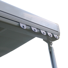 في الهواء الطلق المظلة هوك خطاف ملابس المظلة هوك شماعات كليب سلسلة ل RV قافلة تخييم 20 قطعة