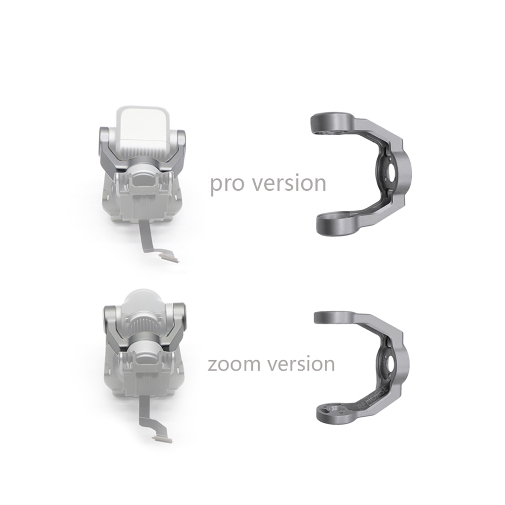 Bracket Accessories Replacement Gimbal Indoor Roll Arm Holder Outdoor Spare Part Easy Install Portable Camera For Mavic 2 PRO