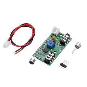 Image 2 - Microfoon AC Signaal Versterker Board Pickup Microfoon Versterker Module Gain Verstelbare Audio Versterker Circuit