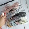 100 шт./компл., нейлоновые резинки ярких цветов для девочек, детские простые безопасные резинки для волос, держатель для хвоста, Детские аксес...