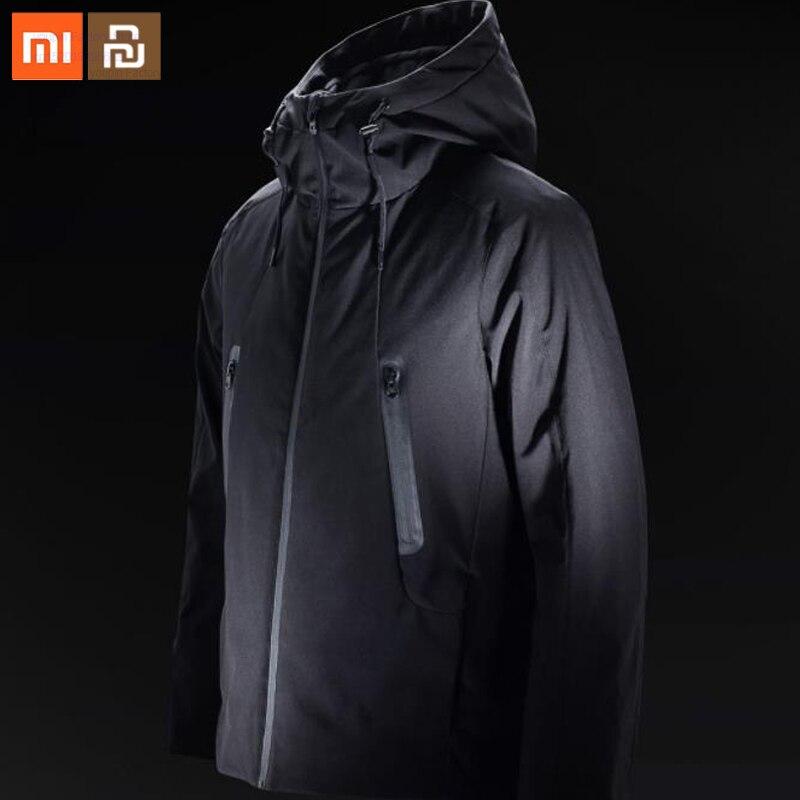 Pontos de Controle Inteligente de Temperatura de Controle de Temperatura para Baixo Penas de Ganso em Estoque Original Xiaomi Jaqueta 90 90%