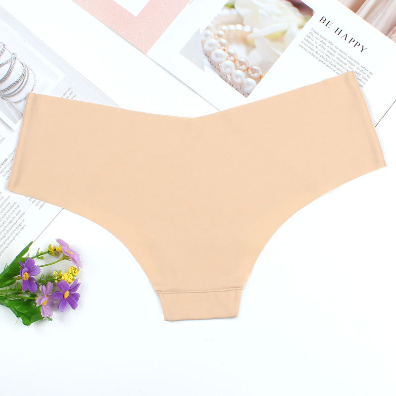 Pure Color Thong Women's Cotton G-String Panties Sexy Underwear Women Low Waist Briefs S-XL Fashion Thongs Sexy Lingerie