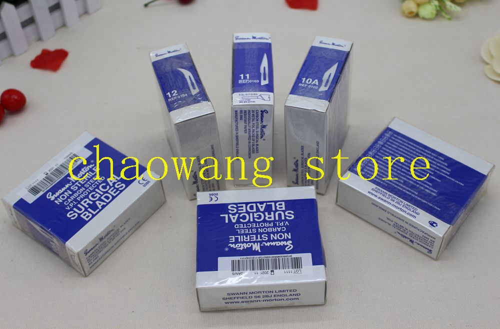 Jewelry Tools Curved Scalpel Blades