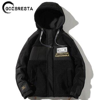 GOESRESTA 2020 Brand New Men's Jackets Streetwear Autumn And Winter Wild Warm Fashion Casual Ultralight Jacket Jacket Men goesresta 2020 tide brand men down jacket 90