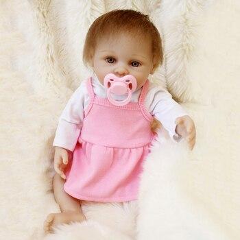 16'' Series SDK Adorable Realike Girl Reborn Baby Doll Toy Set Girls Gift - Plastic Body(SDK-102R1) фото
