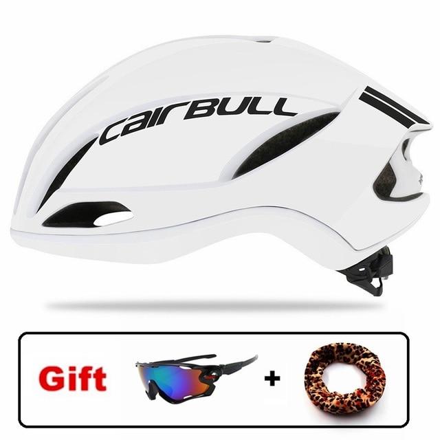 Cairbull capacete pneumático de corrida, velocidade da bicicleta de estrada, capacetes aerodinâmicos para ciclismo, bicicleta, esportes 1