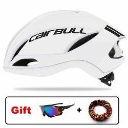 CAIRBULL prędkości rower szosowy wyścigowy pneumatyczne kask aerodynamiki kaski rowerowe rower sportowy kaski Casco Ciclismo TT kask