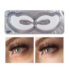 1 пара кристаллических пластырей для век коллагеновые маски для глаз темные круги для удаления морщин против старения гелиевая маска для глаз средство для ухода за кожей под глазами Уход за глазами