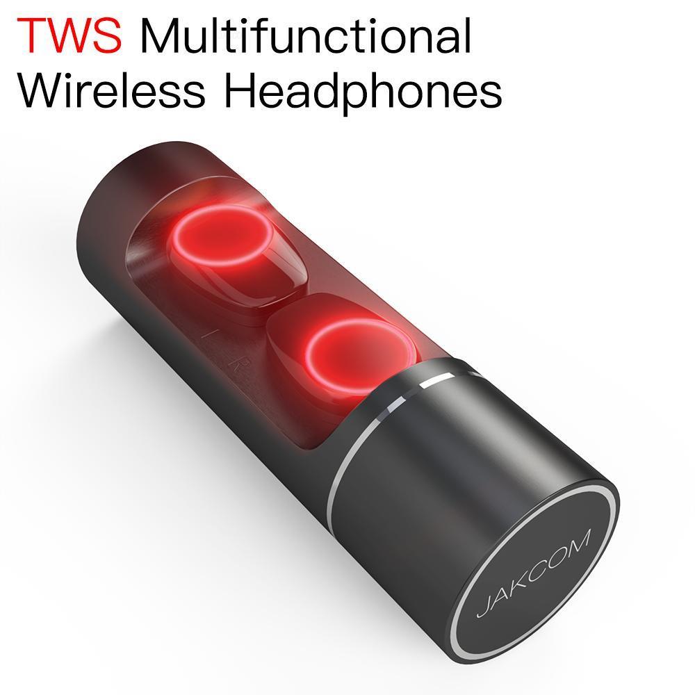 JAKCOM TWS Smart Wireless Headphone as Earphones Headphones in in ear pc gamer computador ecouteur