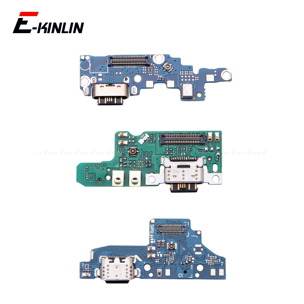 <font><b>Charger</b></font> USB Dock Charging Dock Port Board With Mic Microphone Flex Cable For <font><b>Nokia</b></font> 6.1 7 Plus <font><b>8.1</b></font> 8 7.2 7.1 6.2 6 2017 2018 image