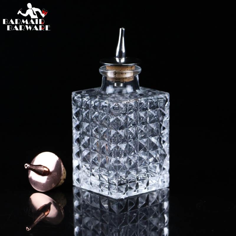 90 мл стеклянный спрей горький капельница бутылка бар аксессуар