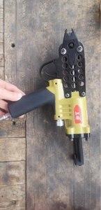 Image 1 - Alifix SC760C Pneumatic C Ring Gun, Air Nail Gun , Hog Ring Plier , C Ring Naier Original Authentic