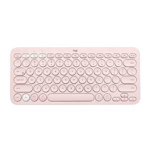 Image 5 - Logitech K380 Multi Device Bluetooth Wireless Keyboard Line Friends Pink Black Multi Colors Windows MacOS Android IOS Chrome OS