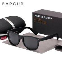 Barcur ретро мужские солнцезащитные очки винтажные модные классические