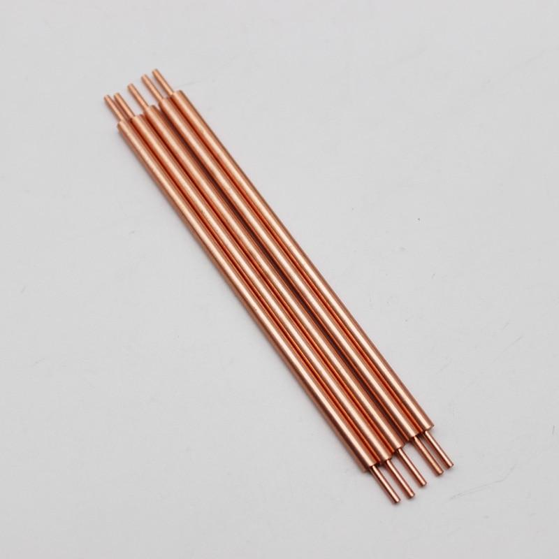 Battery Copper Machine Electrodes For Welding Welding Spot Soldering Wholesale 100pcs