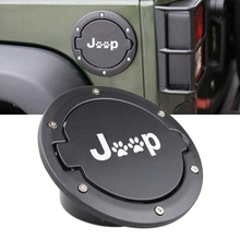 Крышка топливного бака, крышка бензобака для 2007- Jeep Wrangler JK& Unlimited 2/4 двери