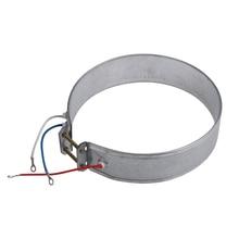 165 мм Электрический водонагреватель тонкополосный нагреватель для электрической плиты бытовые электроприборы части 700 Вт ленточный нагревательный элемент