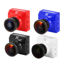 Foxeer Falkor FPV Camera 1.8/2.5mm 1200TVL 1/3 CMOS 4:3 / 16:9 PAL / NTSC Switchable G-WDR OSD For RC Racing Drone цена