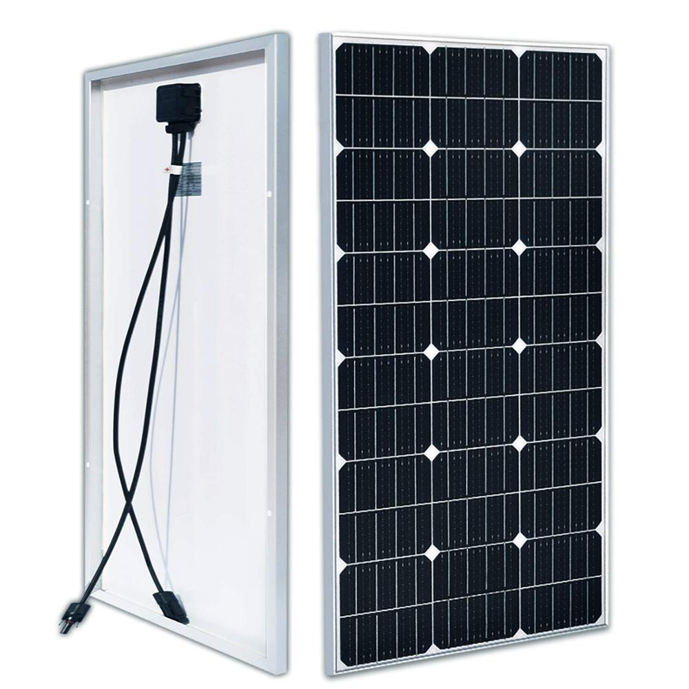 XINPUGUANG 100W 12V Solar Panel 18v Photovoltaic Power Storage Battery Charging For RV Ships Houses Street Light Etc New Product