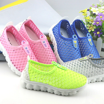 Summer Kids Shoes 2020 Fashion Mesh Casual Children Sneakers For Boy Girl Cusual Slip On Baby Breathable Light Running Shoe cctwins kids 2018 spring mesh breathable fashion sneaker children boy brand sport shoe baby girl brand casual trainer f2223