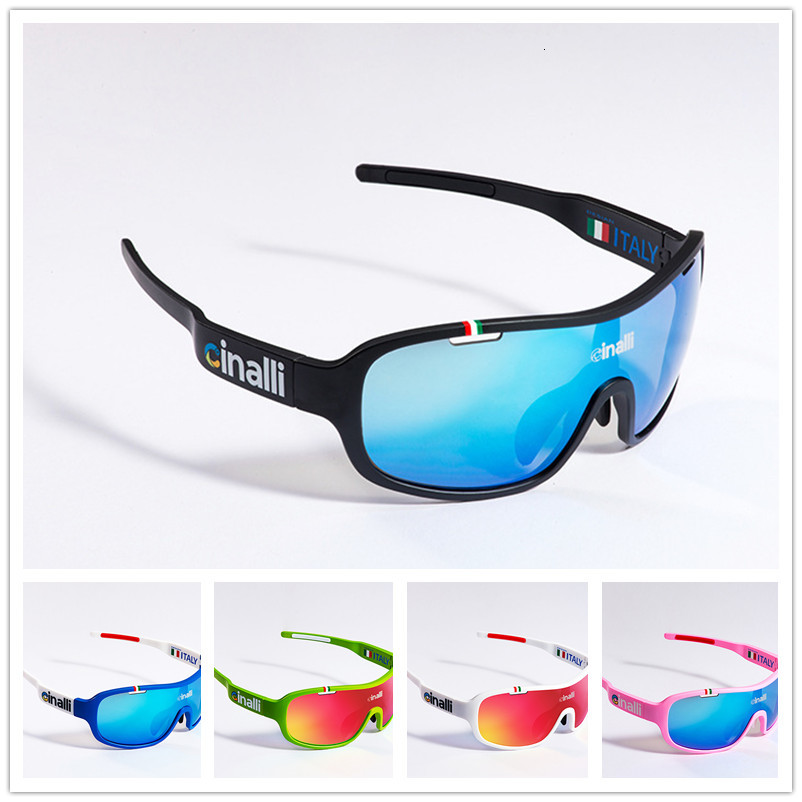 Cycling Glasses Mountain Bike Outdoor Polarized Riding Mirror Goggles for Rider