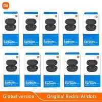 Xiaomi-auriculares inalámbricos Redmi Airdots s TWS, por Bluetooth 5,0, AirDots 2SE, 10 Uds.